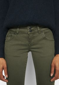 LTB - MOLLY - Slim fit jeans - olive night wash - 3
