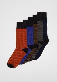 STRIPES AND DOTS SOCKS 5 PACK - Sokken - multicolor