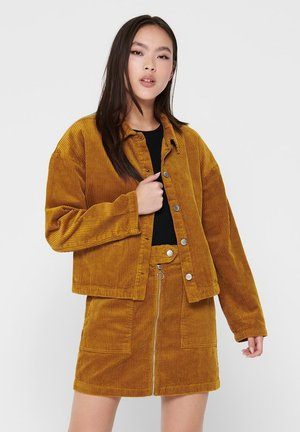 JDYKIRA  - Summer jacket - golden brown