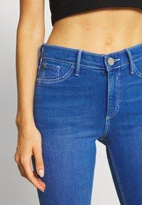 River Island - SKINNY JEANS - Jeans Skinny Fit - blue - 5