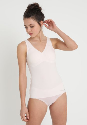 ZERO-FEEL NATURAL - Undershirt - nude