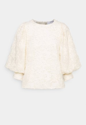 SLFDANIELA - Long sleeved top - sandshell