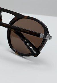 Dolce&Gabbana - Zonnebril - havana/brown - 4