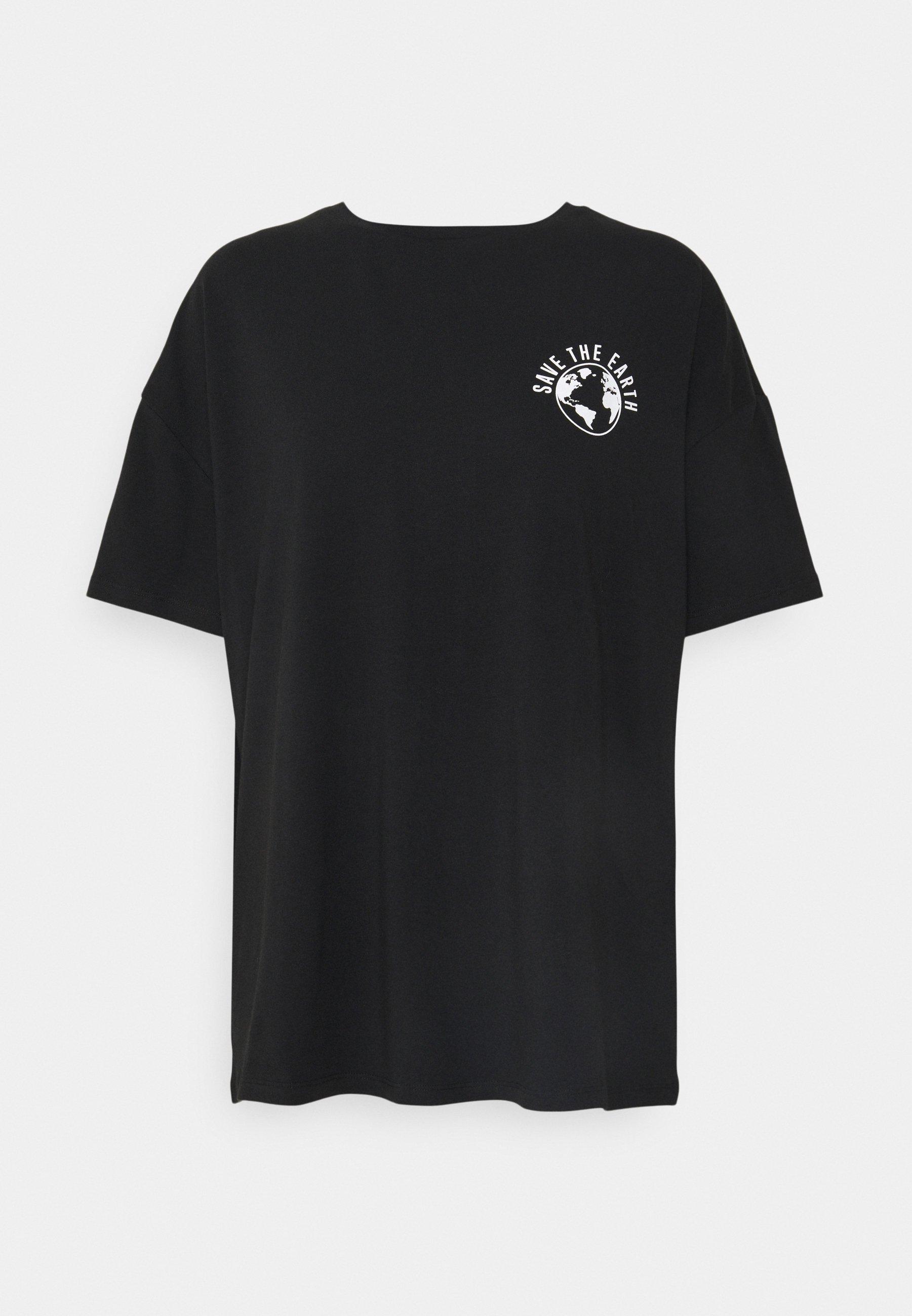 Damen PCSAVE OVERSIZED TEE - T-Shirt print