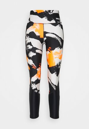 ROCK ANKLE LEGGING - Leggings - black
