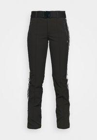 HAAPALA - Snow pants - black