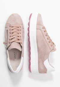 Gabor Comfort - Sneakers - antikrosa/weiß - 3