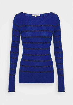 KIANA  - Jumper - sapphire blue/black
