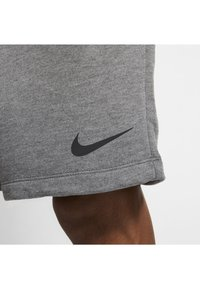 Nike Performance - DRY SHORT - Pantaloncini sportivi - charcoal heather/black - 4