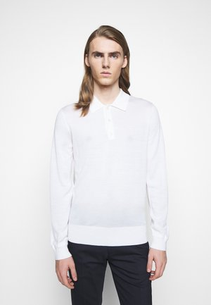 NEWTON - Stickad tröja - cream