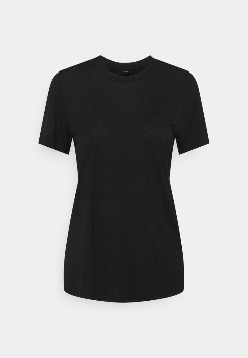 Diesel - SILY - Print T-shirt - black