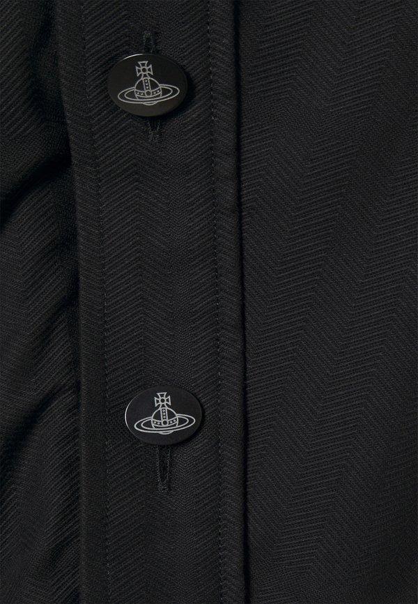 Vivienne Westwood CHAOS - Koszula - black/czarny IQXC