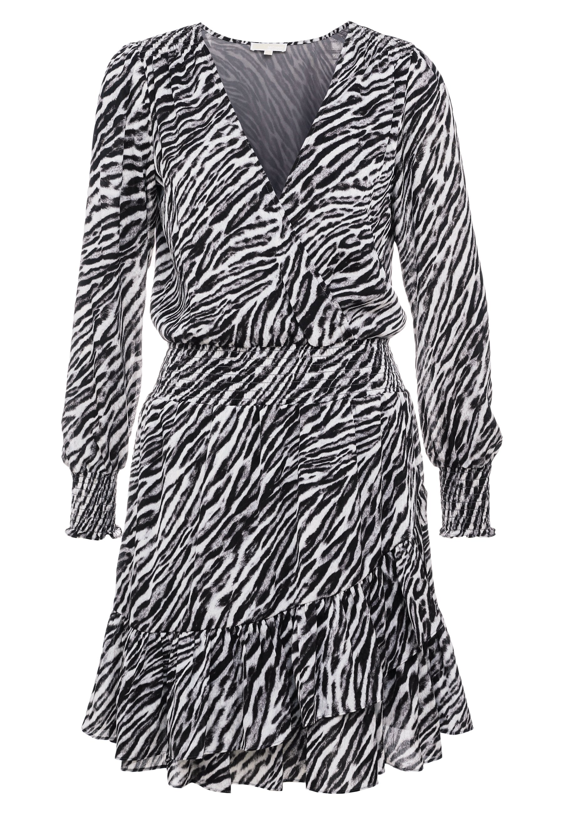MICHAEL Michael Kors SAFARI DRESS - Robe d'été - gunmetal