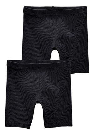 2 PACK CYCLE SHORTS - Kraťasy - black