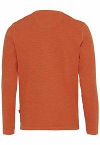 camel active - Long sleeved top - orange - 8