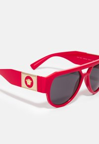 Versace - UNISEX - Sunglasses - red - 3