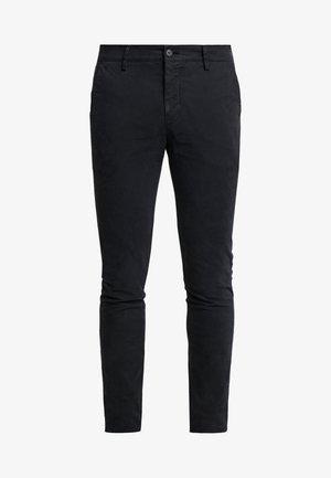 JOE - Trousers - black