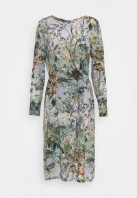 Alberta Ferretti - DRESS - Day dress - grey - 5