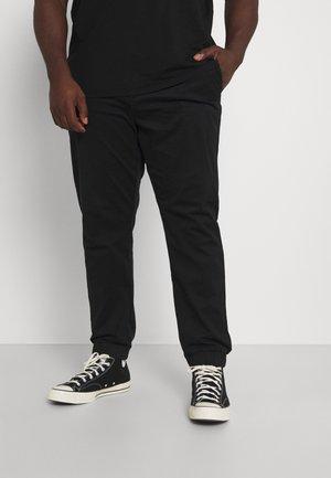 ONSLINUS LIFEWORK - Trousers - black