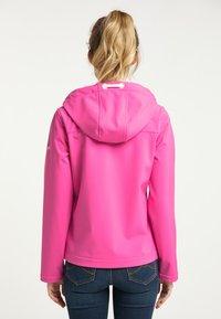 Schmuddelwedda - Outdoor jacket - pink - 2