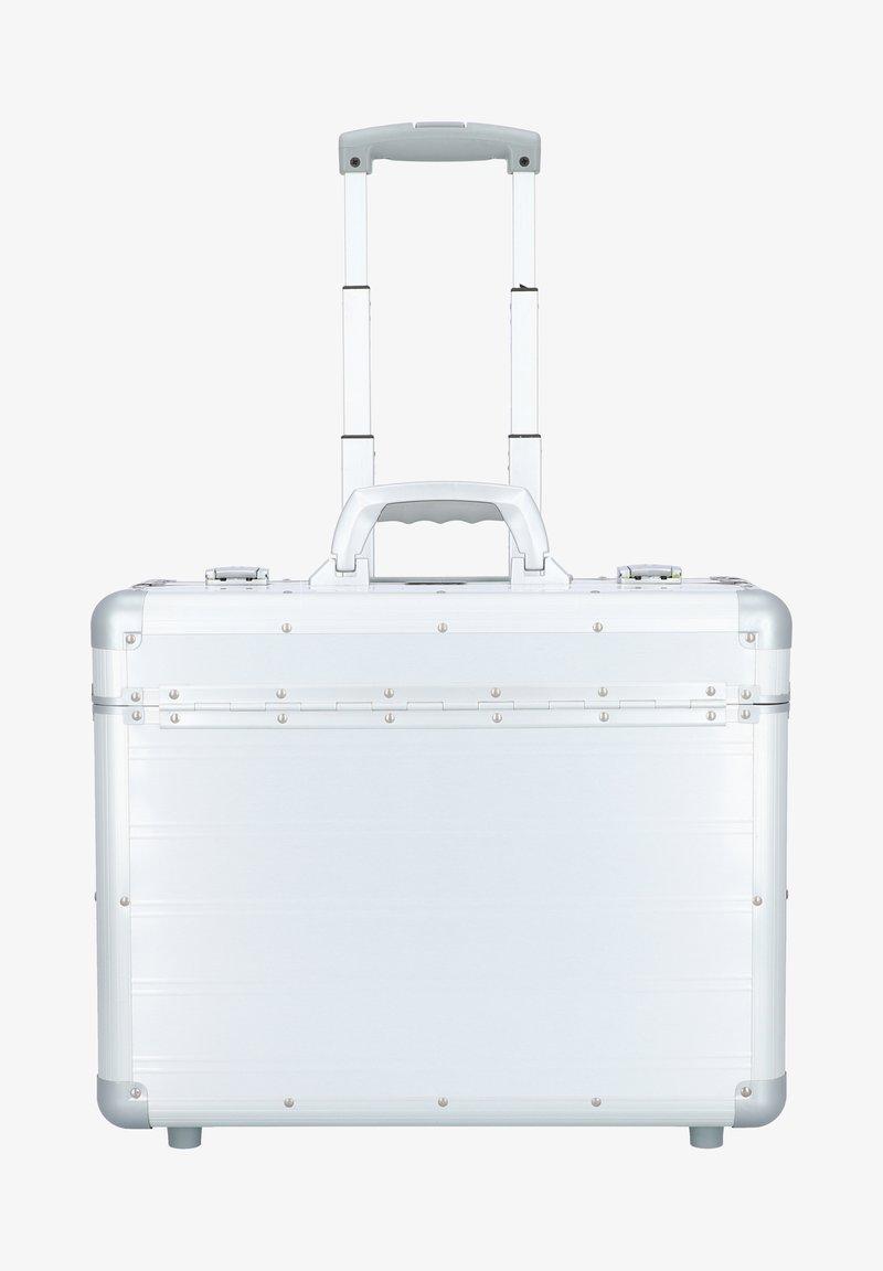 Alumaxx - Wheeled suitcase - silver