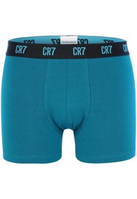 Cristiano Ronaldo CR7 - 6 PACK TRUNKS - Pants - turquoise/violet - 4
