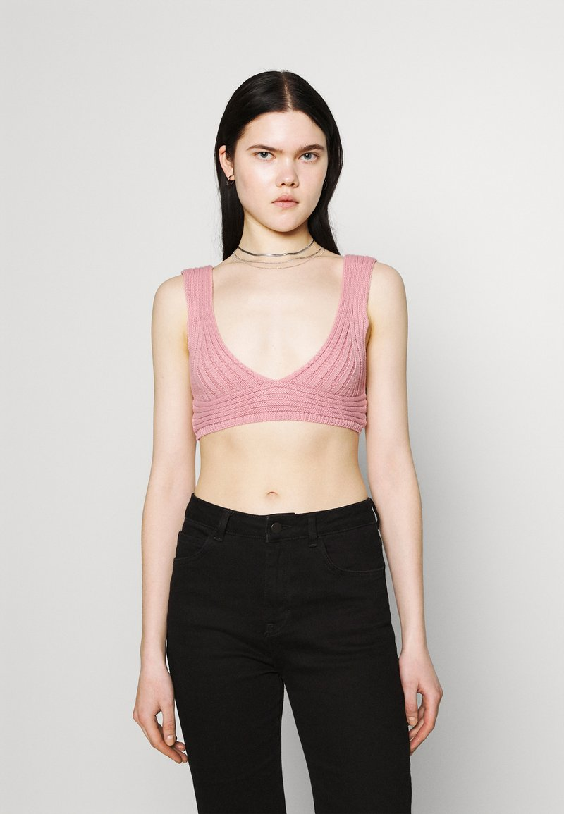 Missguided - Top - rose