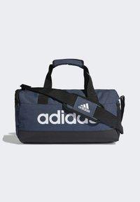 adidas Performance - DUFFELBAG - Torba sportowa - blue - 3