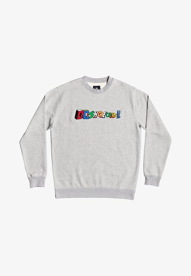 RANSOM  - Sweater - heather grey