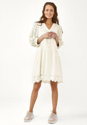 CYLIAN - Shirt dress - cream