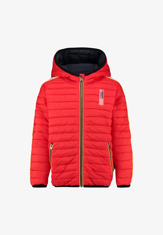 THAN - Winter jacket - flame red