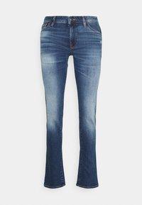 Slim fit jeans - indigo denim