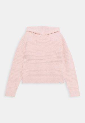 HOODIE - Pullover - pink