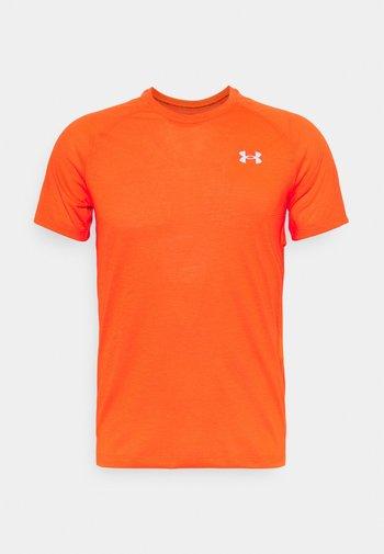 STREAKER - T-shirt basic - orange