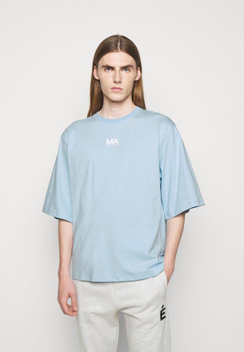 Martin Asbjørn - TEE - Print T-shirt - dream blue