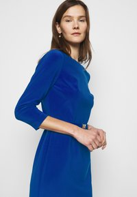Lauren Ralph Lauren - BONDED DRESS - Shift dress - french ultramarin - 3