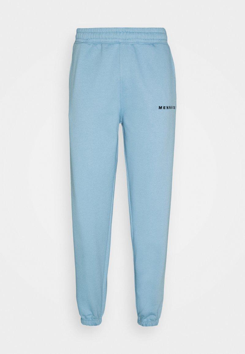 Mennace - Pantalon de survêtement - sky blue