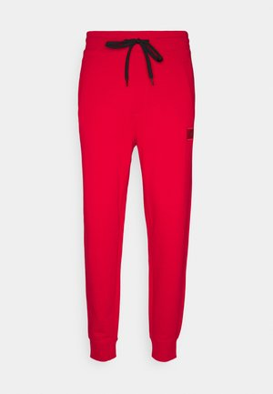 DOAK - Tracksuit bottoms - open pink