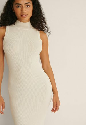 Maxi dress - light beige