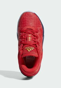 adidas Performance - D.O.N. ISSUE #2 BASKETBALLSCHUH - Basketball shoes - red - 3