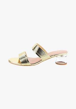 DELEBIOSA - Wedges - gold