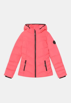 ALISHA  - Zimní bunda - neon pink