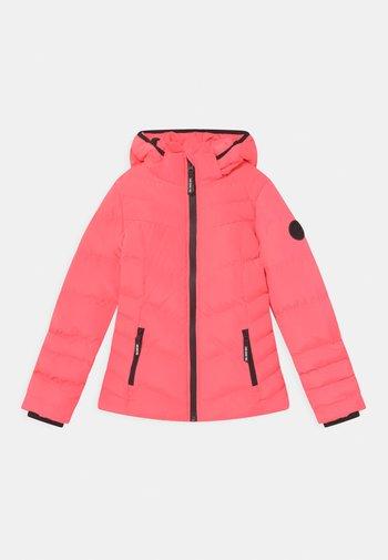 ALISHA  - Talvitakki - neon pink