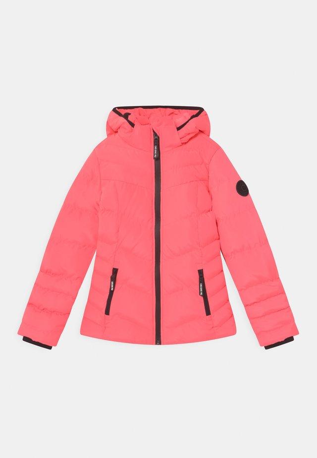 ALISHA  - Winter jacket - neon pink