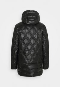 Diesel - CRAWFORD SHINY GIACCA - Winter coat - black - 6
