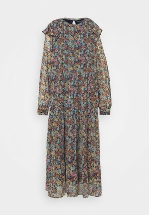 PCAUGUSTA MIDI DRESS - Day dress - multi-coloured