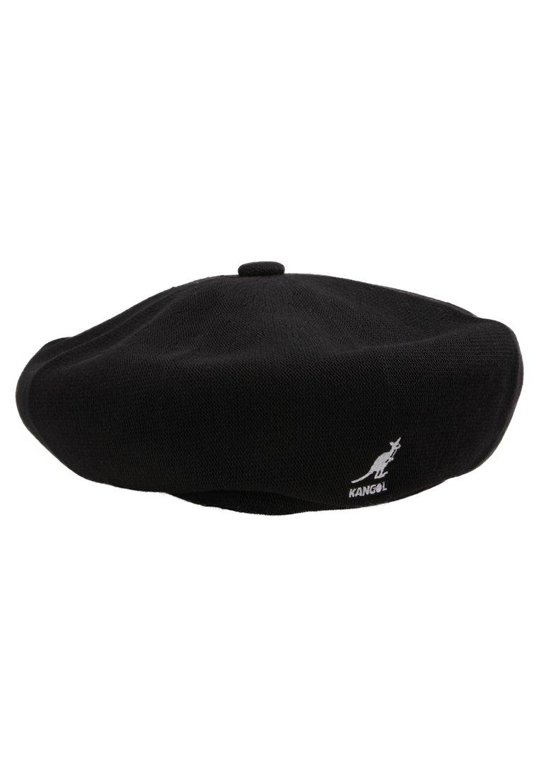 Kangol BAMBOO JAX BERET - Lue - black/svart bvq7shwLCOp5FRc
