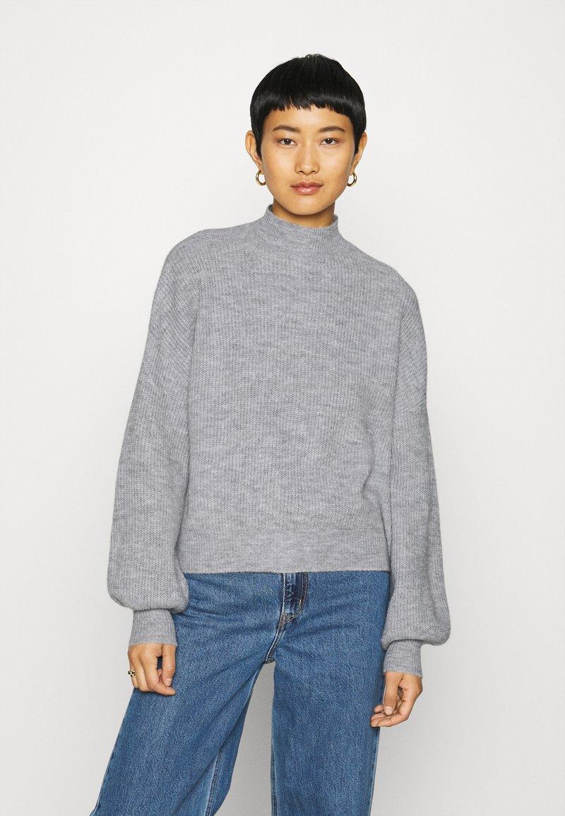 Zign - Jumper - light grey mel