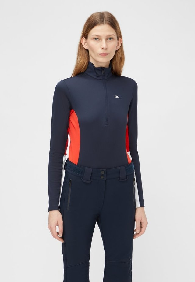 TRACY MIDLAYER - Sweatshirt - jl navy
