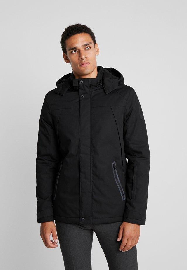 CONGO - Zimní bunda - black